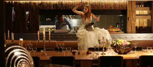 La marié des Rhodos cuisine - Rhodos - Mariage à la Montagne - La Clusaz